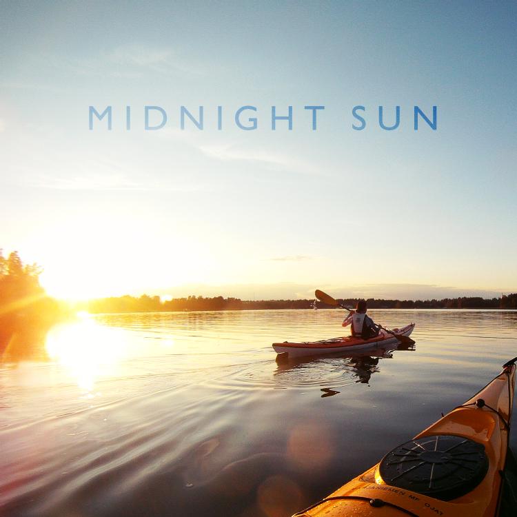 真夜中の太陽を追いかけて、