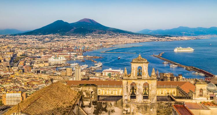 地中海を照らす太陽の都