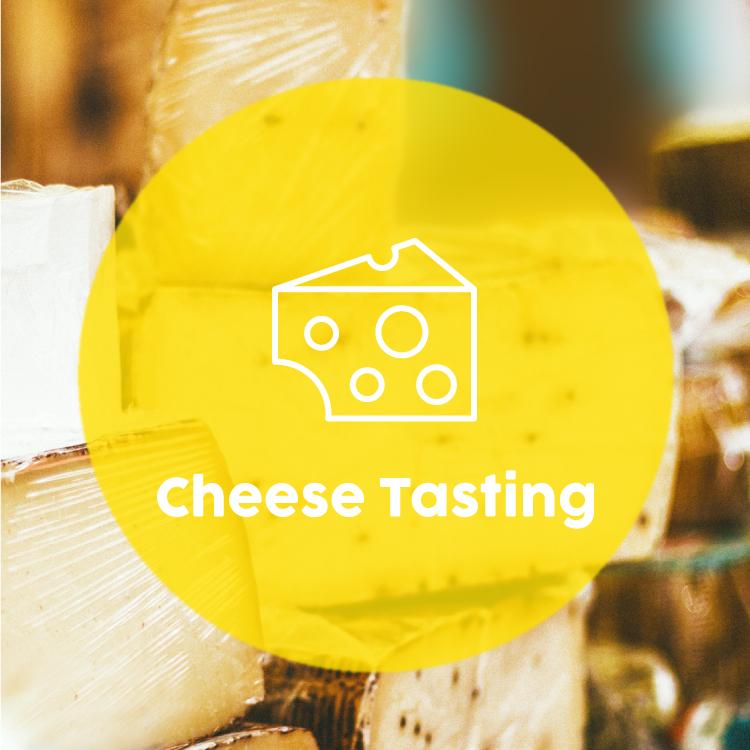 チーズと旅とまばゆいイタリア。
