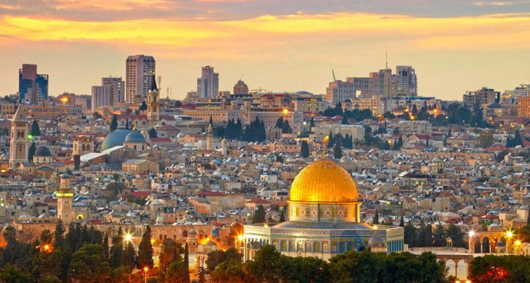 エルサレムの旧市街