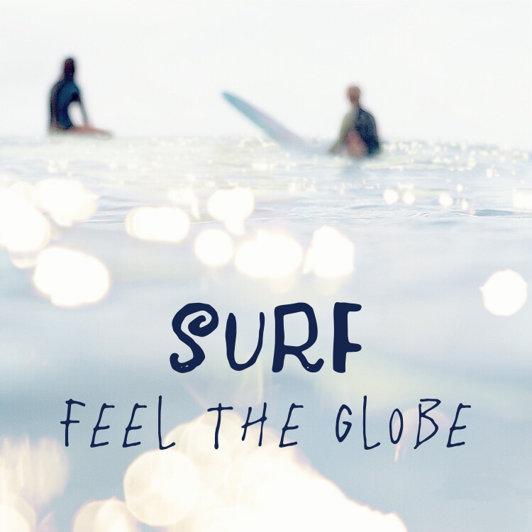 波をめぐる地球との対話サーフィンの聖地へ