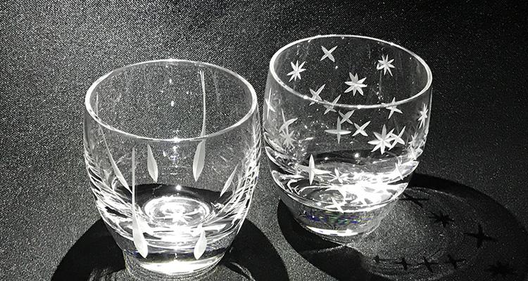 江戸切子 オリジナルグラス制作体験