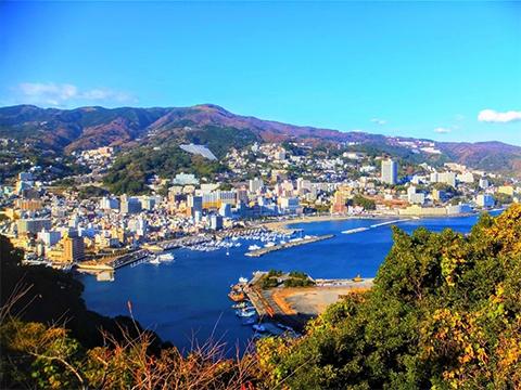 静岡 熱海・伊東 出発の観光・オプショナルツアーはこちらから。