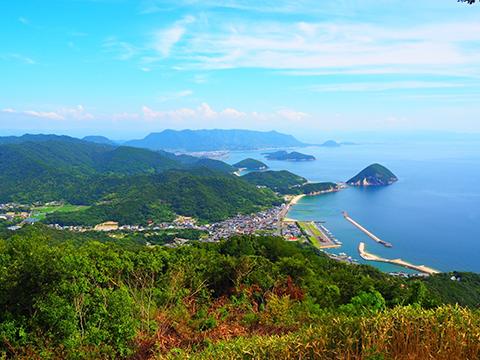 香川(小豆島・直島) 三豊・観音寺 出発の観光・オプショナルツアーはこちらから。
