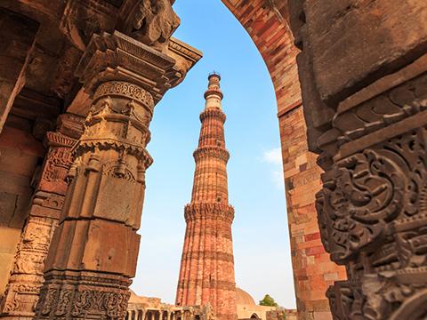 インド 北インド(デリー) 現地オプショナルツアー