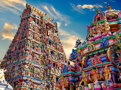 インド チェンナイ 出発の観光・オプショナルツアーはこちらから。