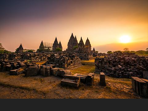 インドネシア ジョグジャカルタ 出発の観光・オプショナルツアーはこちらから。