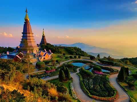 Tours and activites from Chiang Mai, Thailand.