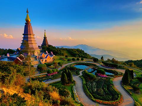 タイ チェンマイ・チェンライ 出発の観光・オプショナルツアーはこちらから。