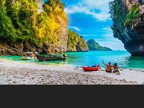 Check out tours and activites from Krabi, Thailand.