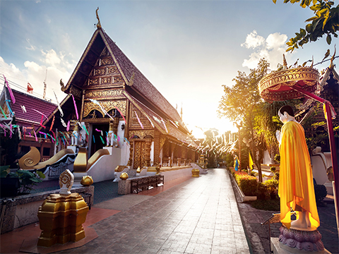 Check out tours and activites from Chiang Rai, Thailand.
