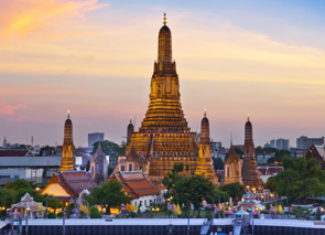 Tours and activites from Bangkok, Thailand.