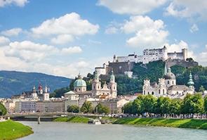 Tours and activites from Salzburg, Austria.