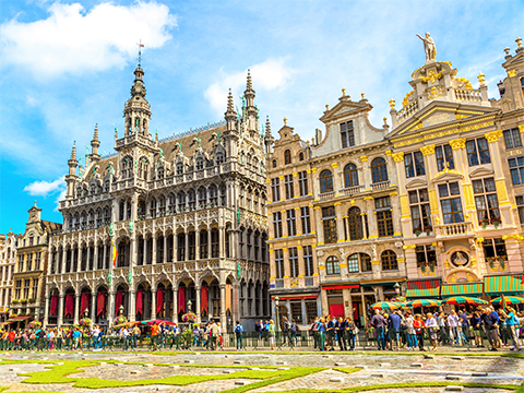 Tours and activites from Belgium, Europe.