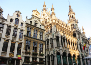 Tours and activites from Brussels, Belgium.