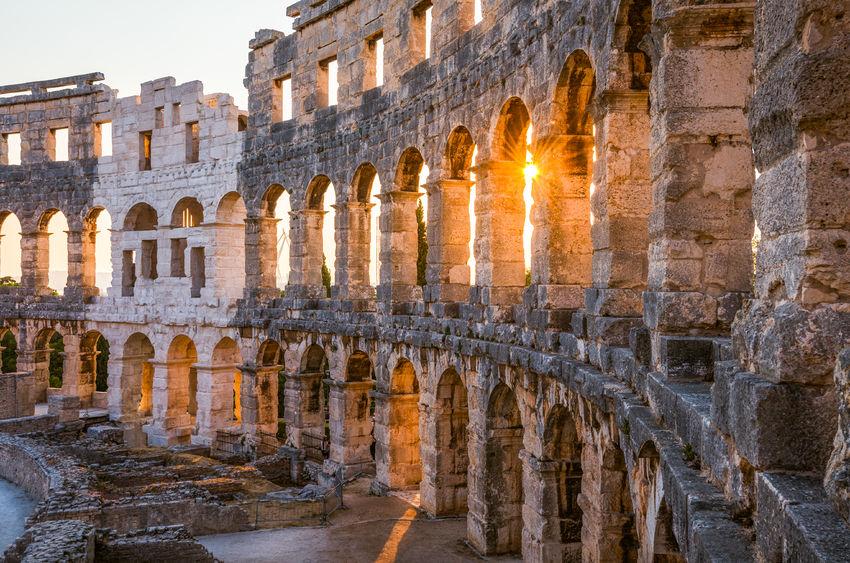 クロアチア クロアチア地方都市 現地オプショナルツアー