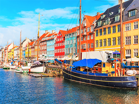 Tours and activites from Denmark, Europe.