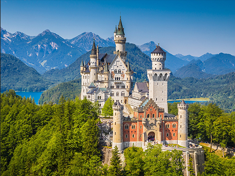 Tours and activites from Munich, Germany.