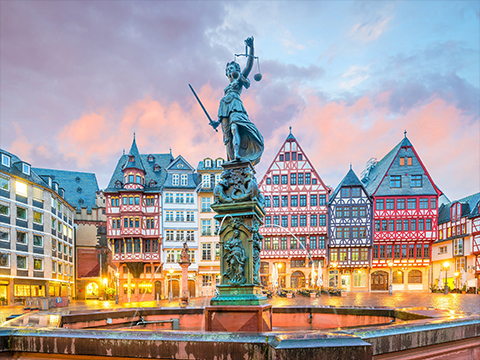 Tours and activites from Frankfurt, Germany.