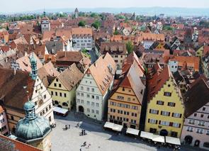 ドイツ ドイツ地方都市 現地オプショナルツアー
