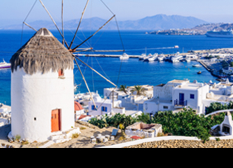 Check out tours and activites from Mykonos, Greece.