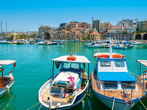Check out tours and activites from Heraklion, Greece.