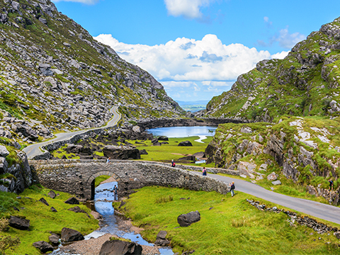 Tours and activites from Ireland, Europe.