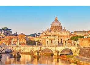 イタリア ローマ 現地オプショナルツアー