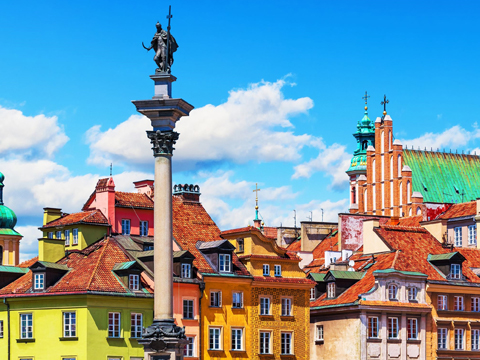 Tours and activites from Warsaw, Poland.