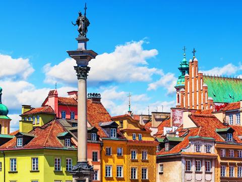 ポーランド ワルシャワ 現地オプショナルツアー