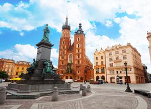 ポーランド クラクフ 現地オプショナルツアー