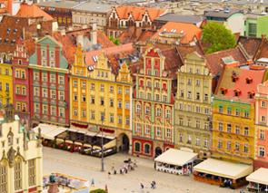 ポーランド ヴロツワフ 出発の観光・オプショナルツアーはこちらから。