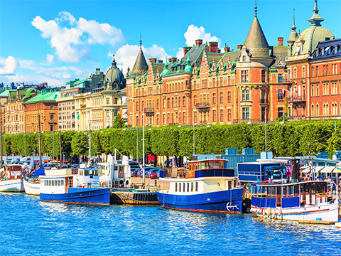 Tours and activites from Sweden, Europe.