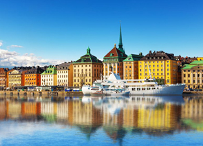 Tours and activites from Stockholm, Sweden.