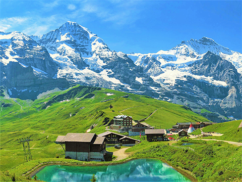 Tours and activites from Switzerland, Europe.