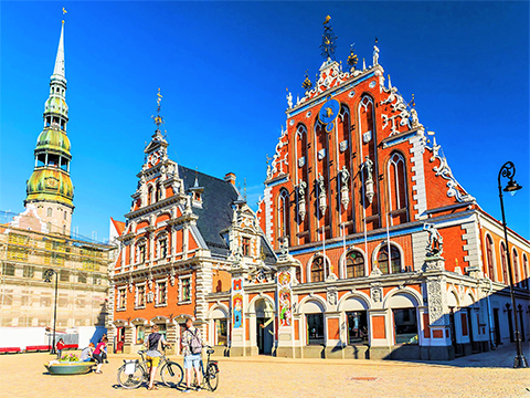 Check out tours and activites from Latvia, Europe.