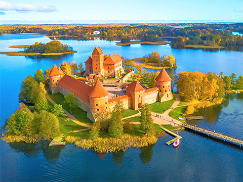 Check out tours and activites from Lithuania, Europe.