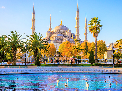 Tours and activites from Turkey, Europe.