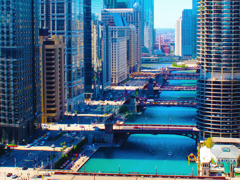Tours and activites from Chicago, USA.