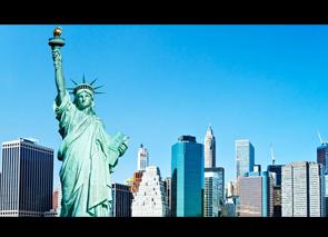 紐約美國的旅遊活動。