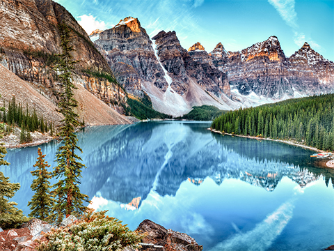 Check out tours and activites from Banff/Lake Louise, Canada.
