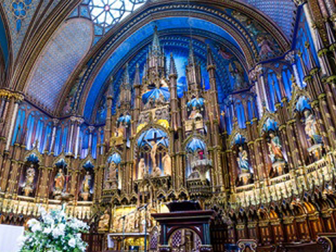 Check out tours and activites from Montreal/Quebec, Canada.