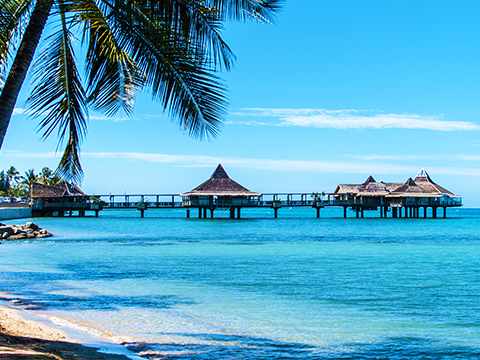 ビーチリゾート ニューカレドニア 出発の観光・オプショナルツアーはこちらから。