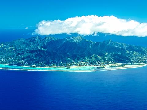 オセアニア クック諸島 出発の観光・オプショナルツアーはこちらから。