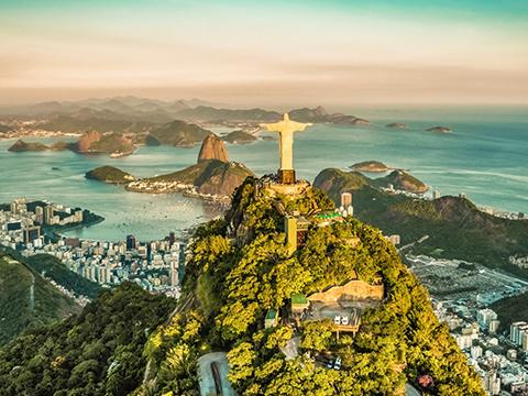 ブラジル リオデジャネイロ 出発の観光・オプショナルツアーはこちらから。