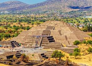 メキシコ メキシコシティ 現地オプショナルツアー
