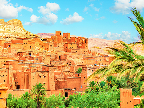 Tours and activites from Morocco, Europe.