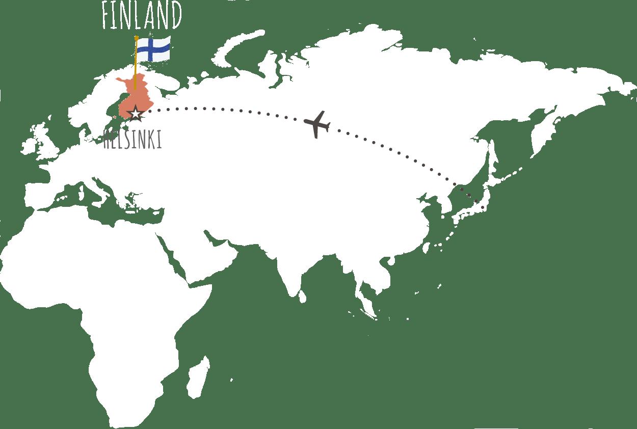 フィンランド時間